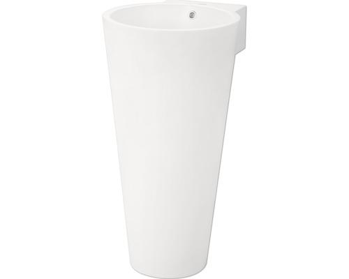 Waschtischsäule Jungborn Astera 43x53 cm weiß