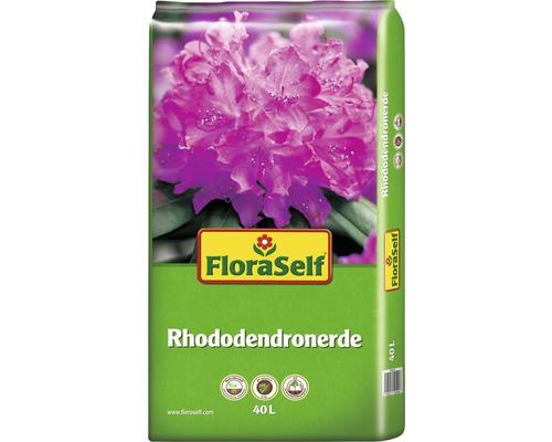 Rhododendronerde FloraSelf 40 L