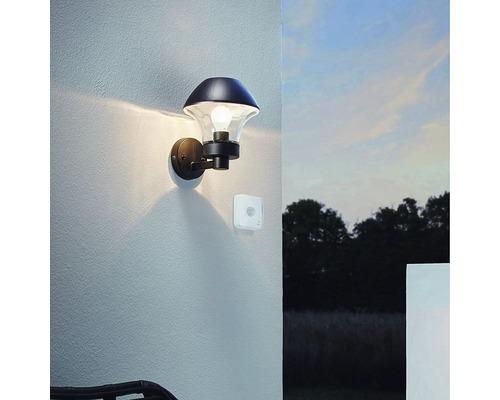 Bewegungsmelder Bluetooth PIR Sensor Crosslink weiß IP44
