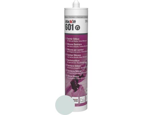 AKKIT 601 Sanitär Silikon silbergrau 310 ml