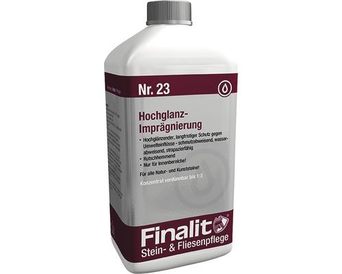 Hochglanz-Imprägnierung Finalit Nr. 23 1 Liter