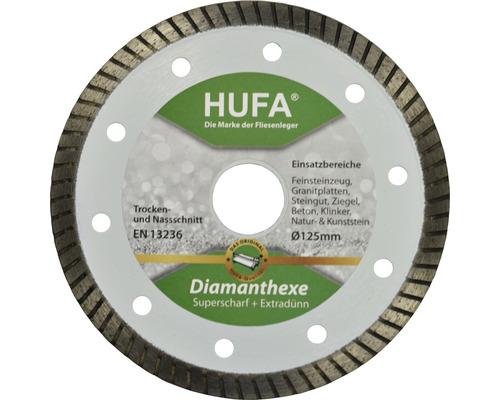 Diamantscheibe Hufa Ø 125 mm