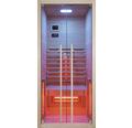 Infrarotkabine Sanotechnik Ruby 1 90x100x195 cm