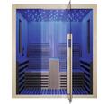 Infrarotkabine Sanotechnik Carbon 2 180x150x195 cm