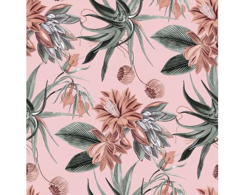 Vliestapete 114165 Blumen pink