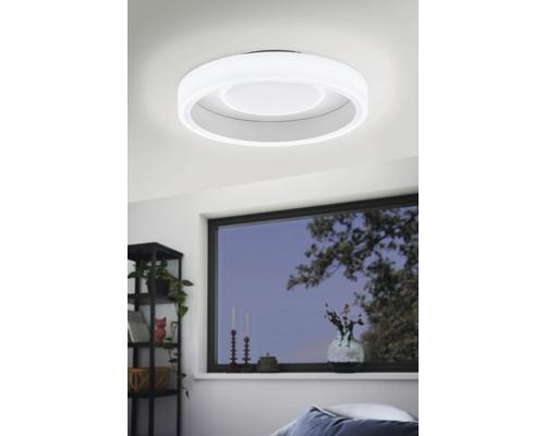 LED Deckenleuchte 3D 18 W + 6 W 2250 lm 4000 K neutralweiß Ø 400 mm IP20 weiß