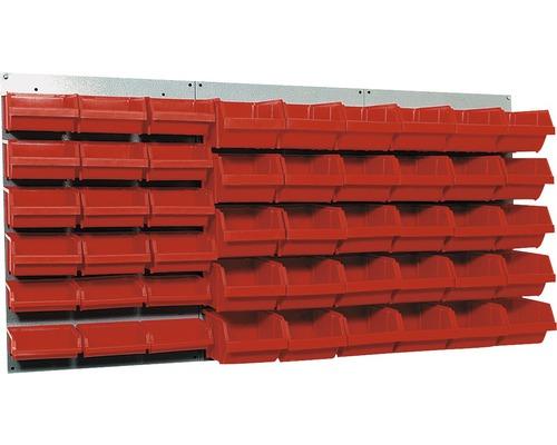 Schlitzpaneele Küpper 3-teilig a 40 cm