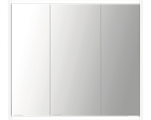 Spiegelschrank Jokey Batu 80x70,8x15,2 cm 3-türig