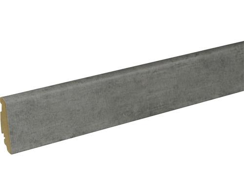 Sockelleiste Solid Rock Siolverstone 2400x58x19 mm