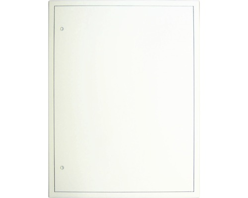 Revisionstür Stahlblech weiß 60 x 80 cm