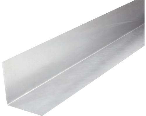 PRECIT Aluminium Winkelblech ohne Wasserfalz 2000 x 125 x 125 mm