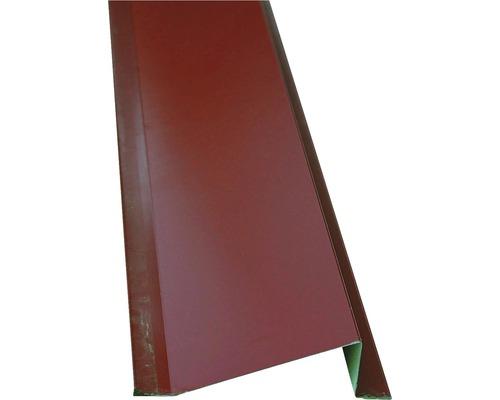 Precit Schneewerfer oxide red RAL3009 1 m