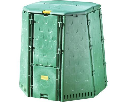 Thermokomposter Juwel Kunststoff 107x107x109 cm grün