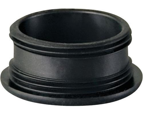 """Gummi-Gewindenippel 1 ½""""x40mm"""