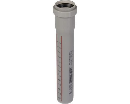 HT-Rohr PP DW 32 Grau 150 mm