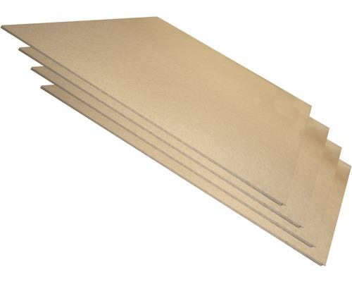 Weichfaserdämmplatte 8x1000x1200 mm Abnahme nur in vollen Paletten möglich