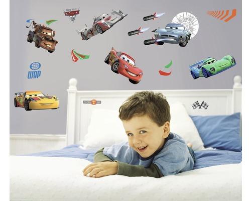 Wandtattoo Dekosticker Cars2