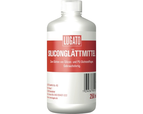 Siliconglättmittel Lugato 250 ml