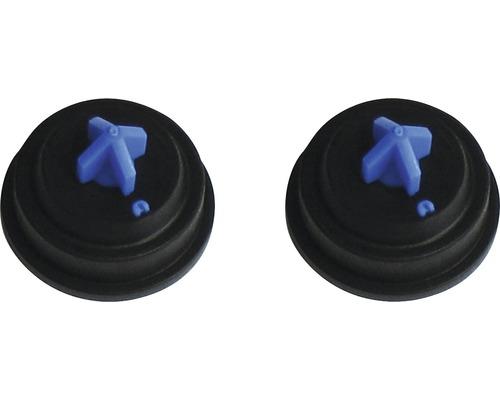 Gummimembrane für WISA Spülkastenfüllventil 2 Stück