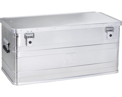 AluPlus Box Allit 90 L silber