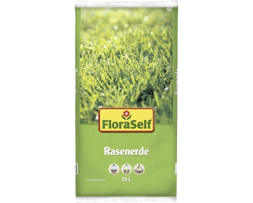 Rasenerde FloraSelf, 35 L