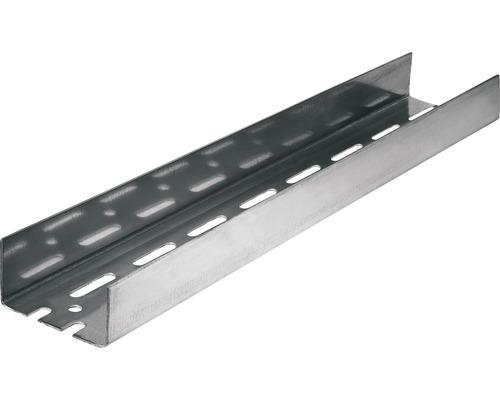 Knauf UA-Aussteifungsprofil 75 x 40 mm Länge: 2,75 m
