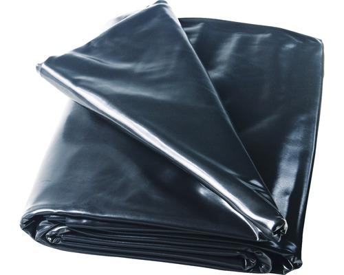 Teichfolie Heissner PVC 0,5 mm stark 2,0x3,0 m schwarz