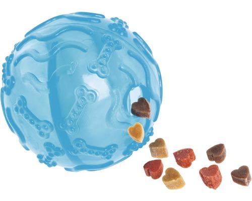 TPR Snack Ball 8 cm, farblich sortiert