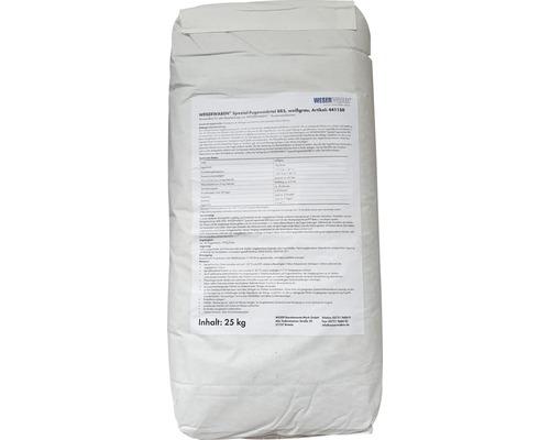 Spezialmörtel für Poolumrandung Beckenrandsteine weiß 25 kg