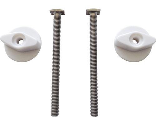 WC-Ersatzschrauben ADOB für KST-Scharnier