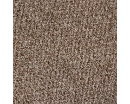 Teppichfliese Largo beige 50x50 cm