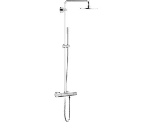 Duschsystem Grohe Rainshower 210 27032000 mit Thermostat chrom