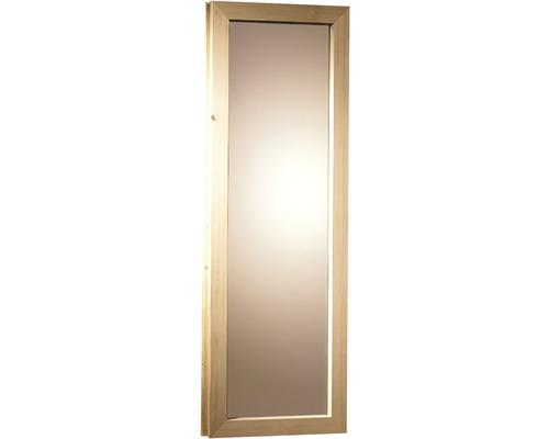 Fenster Calienta für 38 mm und 40 mm Sauna Höhe 185 cm