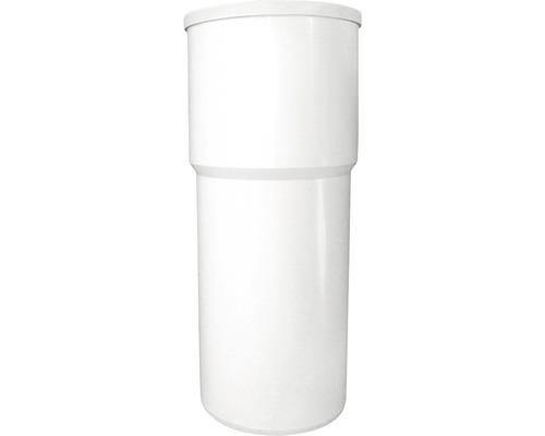Abgangsstutzen HL für WC weiß