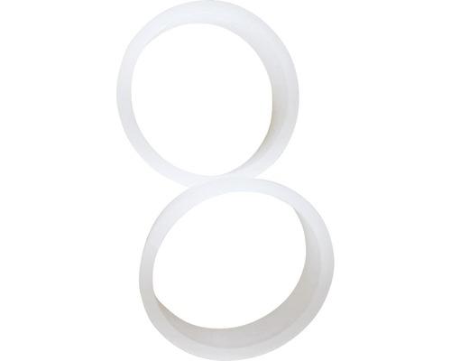 Kunststoffring konisch zu Ablauf 40 mm 2 Stück