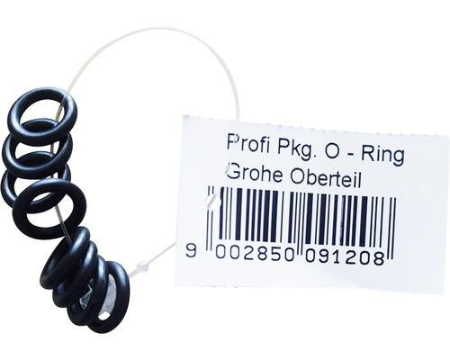 O-Ring Dichtung Grohe Oberteil 7,8x2,5 mm 8 Stück