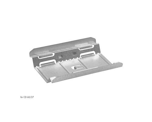 Verbinder Knauf für CD Profil 60x27 mm