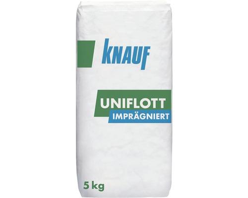 Spachtelmasse Knauf Uniflott imprägniert 5 KG