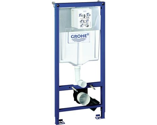 Montageelement Grohe Rapid SL für WC mit Spülkasten und Wandwinkel H:113cm