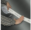 Klebeband ISOVER Vario SilverFast einseitig für aussen 25 m x 60 mm