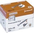 FERMACELL Powerpanel H2O Schrauben 3,9x35mm Pack 500 Stück