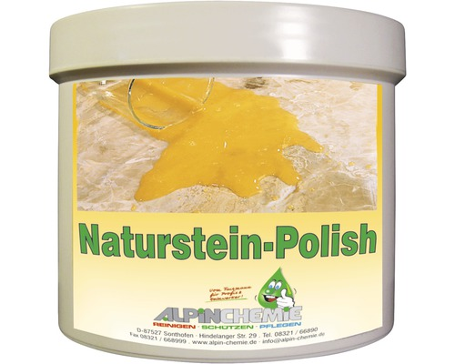 Naturstein Polish Alpin Chemie 400 g