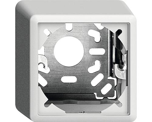 Gehäuse Aufputz für FX-Apparate 39 mm Edizio Due weiß