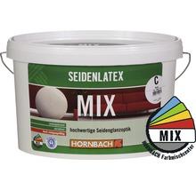Latexfarbe Seidenlatex im Wunschfarbton (Basis C) 10 l