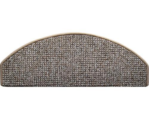 Stufenmatte Tivoli beige 28x65 cm