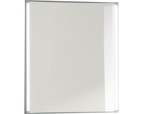 LED-Lichtspiegel LED-Line 60x67 cm weiß Fackelmann