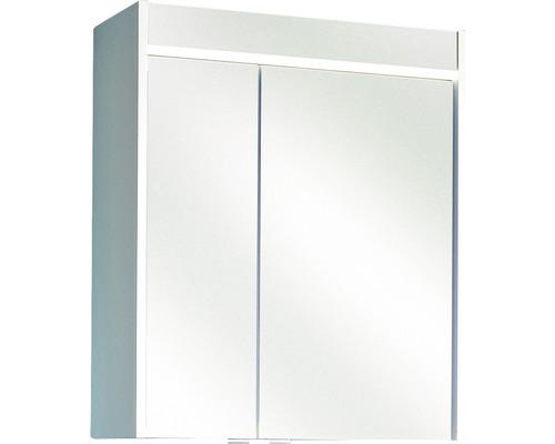 Spiegelschrank Pelipal Treviso I 60x70x20 cm 2-türig weiß