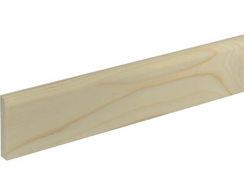 Sockelleiste SF259 Fichte/Kiefer roh 10x58 mm L:2400 mm