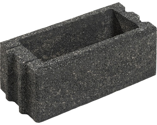 Mauerstein iBrixx System Vollstein quarzit 50x25x20cm