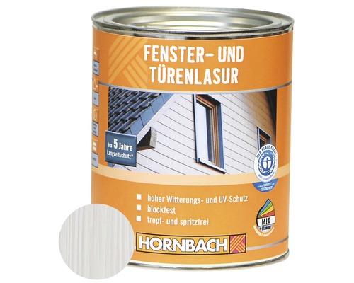 Fenster- und Türenlasur weiß 750 ml
